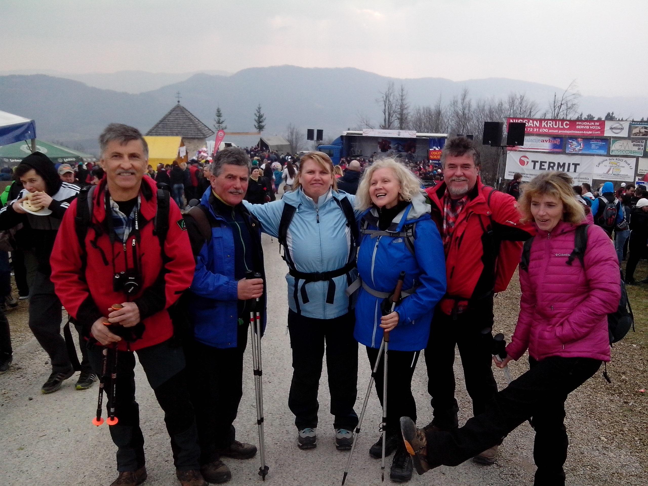 Trojane-Limbarska gora-15.3.2015