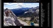 Rzgledi z vrhov gora