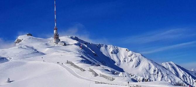 17.2.2019  Pohod Heiligengeist-Dobrač(2138m)-Heiligengeist