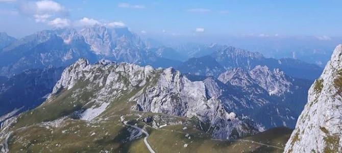 19.8.2018 Pohod Mangartsko sedlo-Bivak Nogara-ferata Via Italiana-slovenska pot-Mangart(2679m)-italijanska pot-Mangartsko sedlo