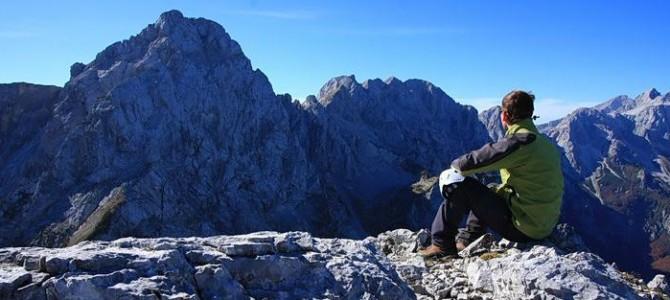 23.9.2018 Pohod Dom Planincev-Klemenča jama-lovska pot-Krofička(2083m)-Strelovec-Plesnikova pl.-Logarska dolina