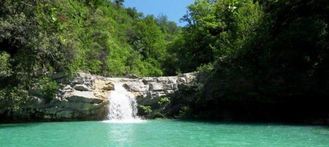 28.4.2019 Pohod Po poti 7.slapov ob reki Mirni-Buzet(HR)