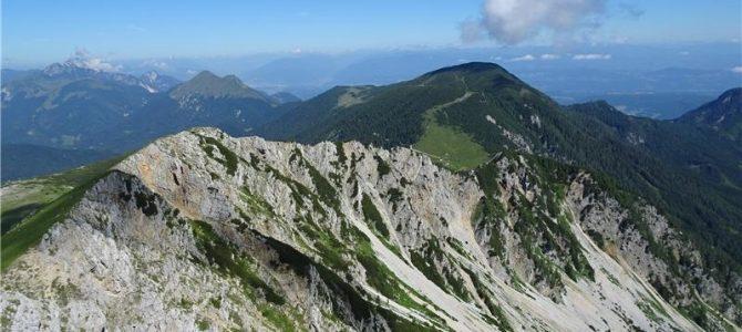 20.9.2020 Pohod(2.grebenčkanje) Javorniški Rovt-Skalaška pot po grebenu Belščice